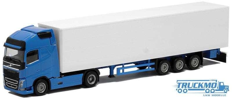 Herpa Volvo Globetrotter FH XL mit Auflieger 931458