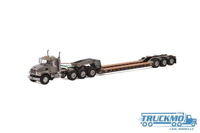 WSI USA Basic Line Mack Granite 8x4 Tieflader 3-Achs 33-2013