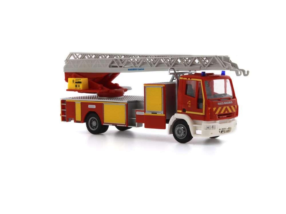 Rietze Feuerwehr Iveco Magirus DLK 32
