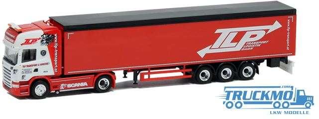 Herpa TLP Scania R 13 TL Schubboden Sattelzug 926188
