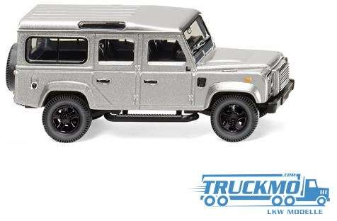 Wiking Land Rover Defender 110 010203