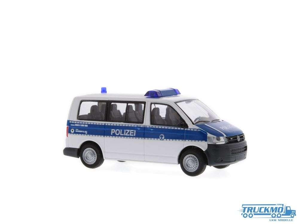 Rietze Bundespolizei Volkswagen T5 GP 53424