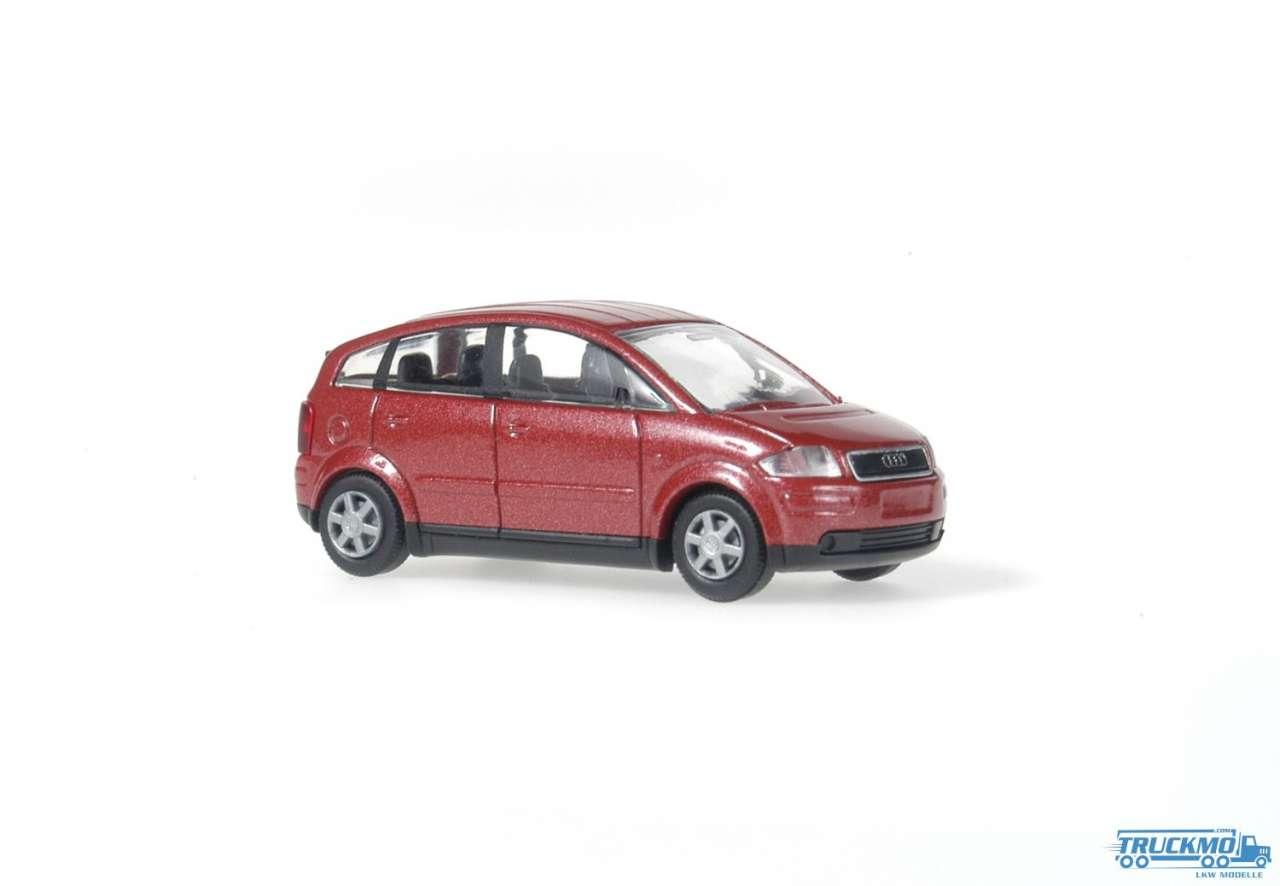 Rietze Audi A2 metallic 21000