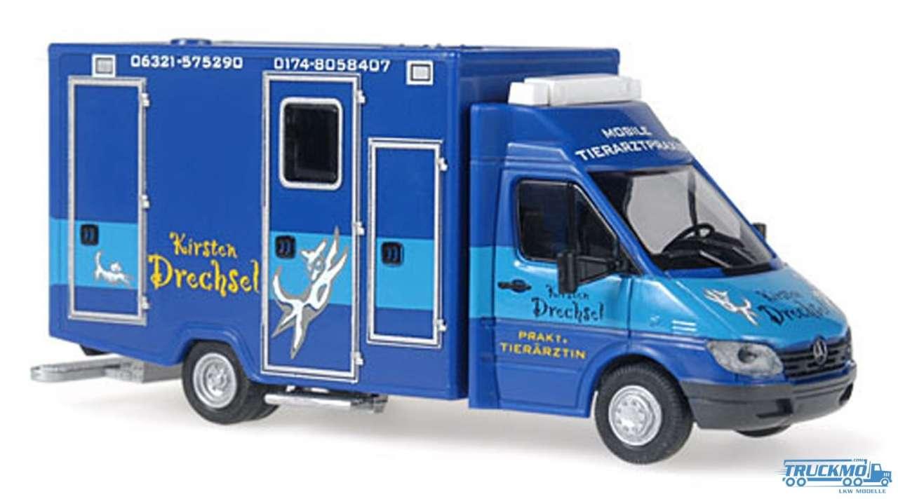 Rietze Tierarztpraxis Drechsel Mercedes Benz Sprinter WAS RTW 61695