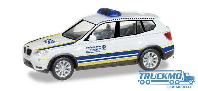 Herpa THW Hattingen BMW X3 093330