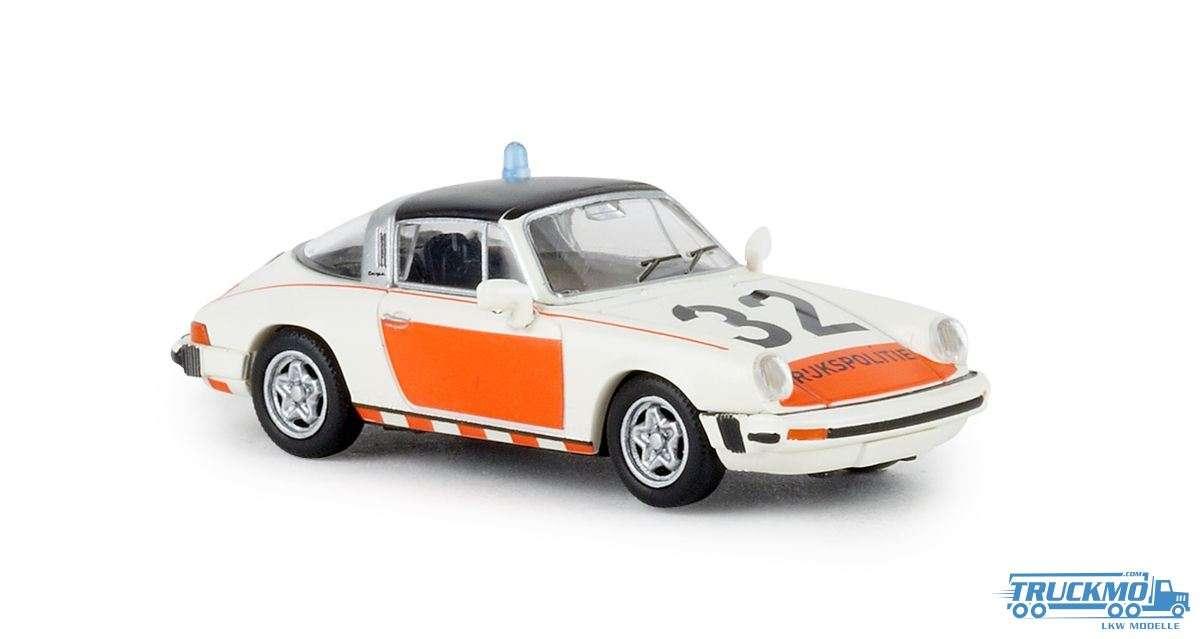 Brekina Rijkspolitie 32 Porsche 911 G targa 16358