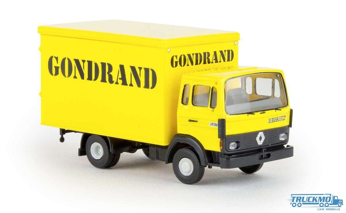 Brekina Gondrand Renault JN 90 Koffer 34860