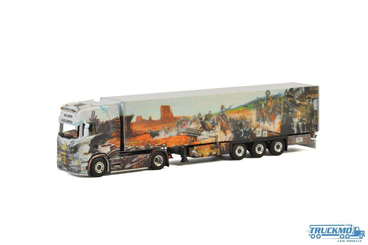 WSI Heide Logistik Scania S Highline CS20H Kühlauflieger 01-2569