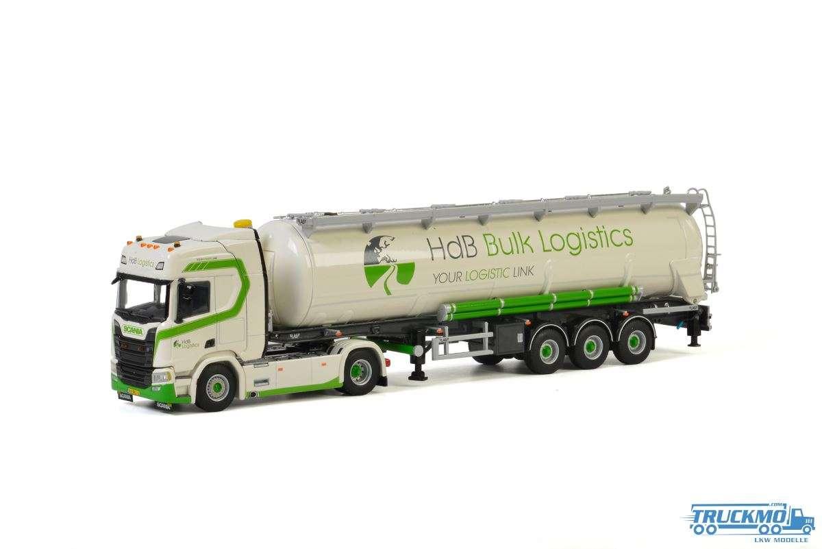 WSI HdB Logistics Scania R Highline CR20H Siloauflieger 3 Achs 01-2794