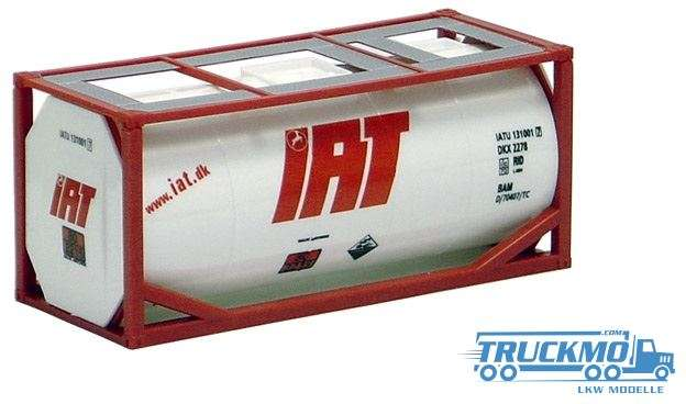 AWM IAT 20ft. Tankcontainer 491018