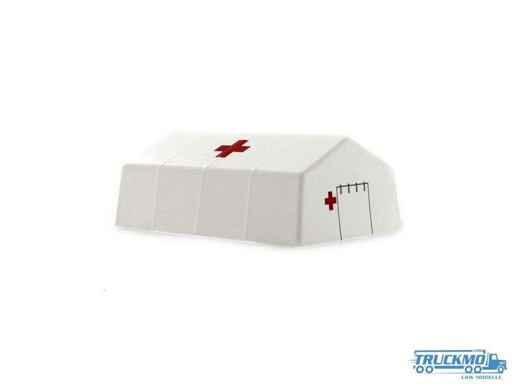 Rietze Sanitätszelt Rotes Kreuz 70289