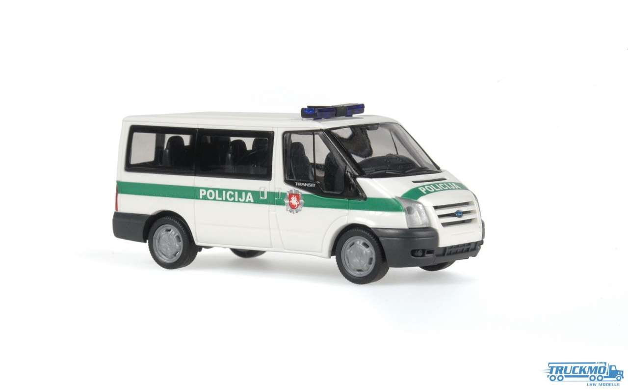 Rietze Policija Litauen Ford Transit 06 51512