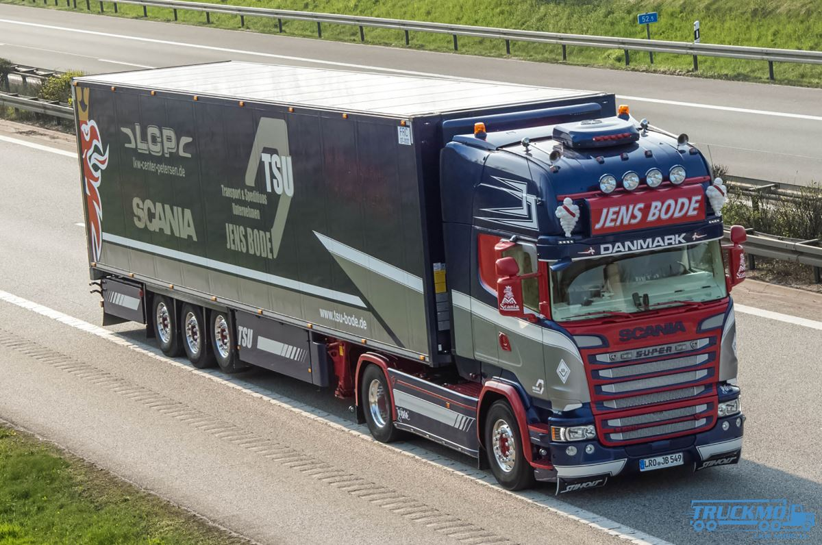 wsi tsu jens bode lkw modell scania streamline topline. Black Bedroom Furniture Sets. Home Design Ideas