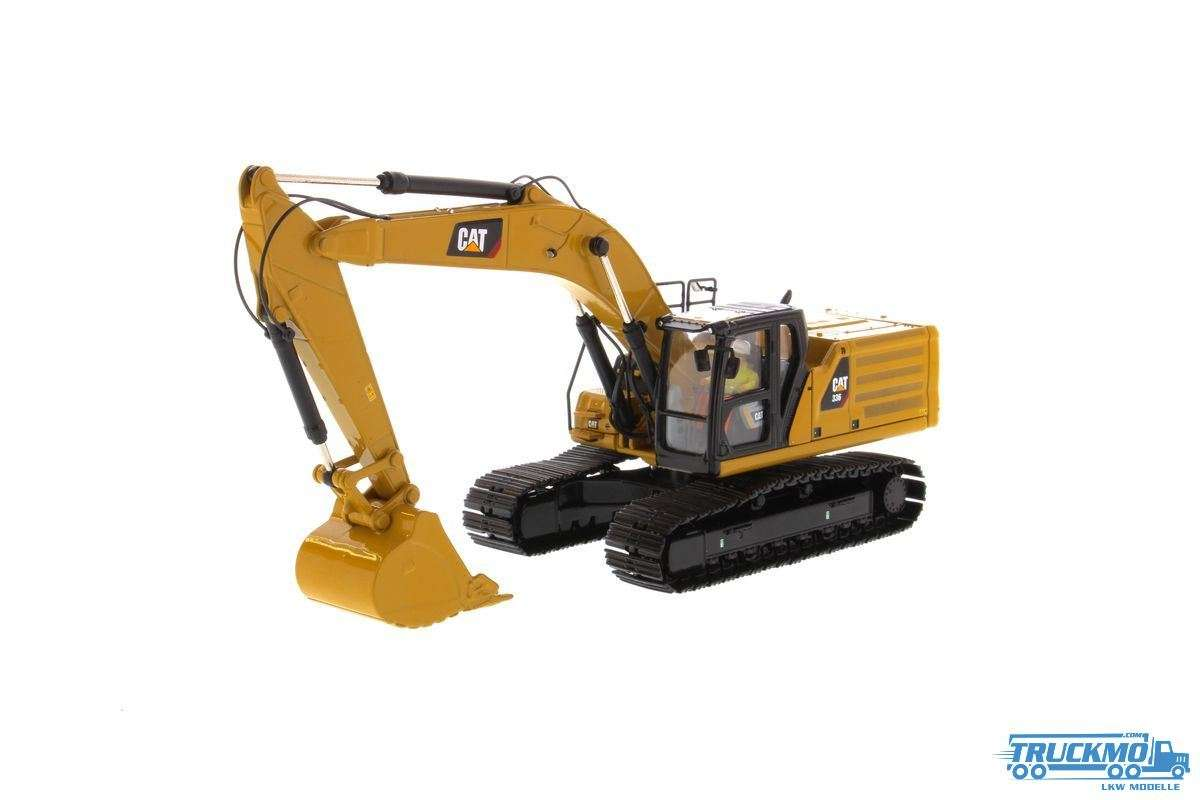 Diecast Masters CAT 336 Hydraulic Bagger Next Generation 85586