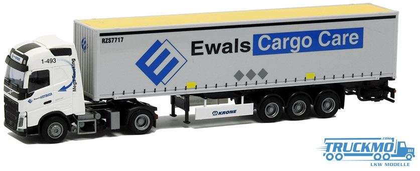 AWM Ewals Cargo Care Volvo FH12 Globetrotter XL 45ft. Container 8979.61