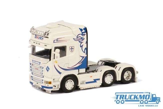 WSI Oehlrich LKW Modell Scania R Streamline Topline