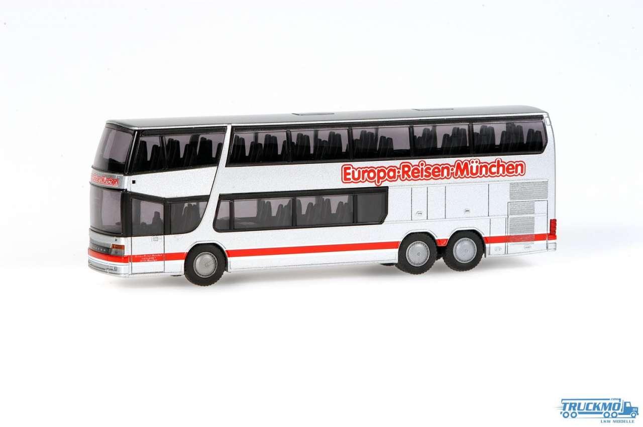 Rietze Europa Reisen München Setra S 328 DT 60277