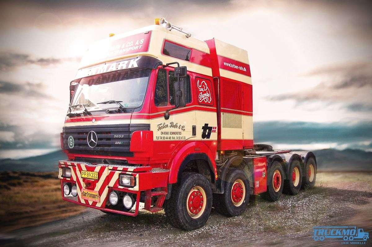 IMC Models Torben Rafn Mercedes Benz SK 31-0189