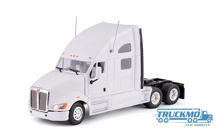 Tonkin Kenworth T700 Sleeper Cab 6x4 White LKW-Modell