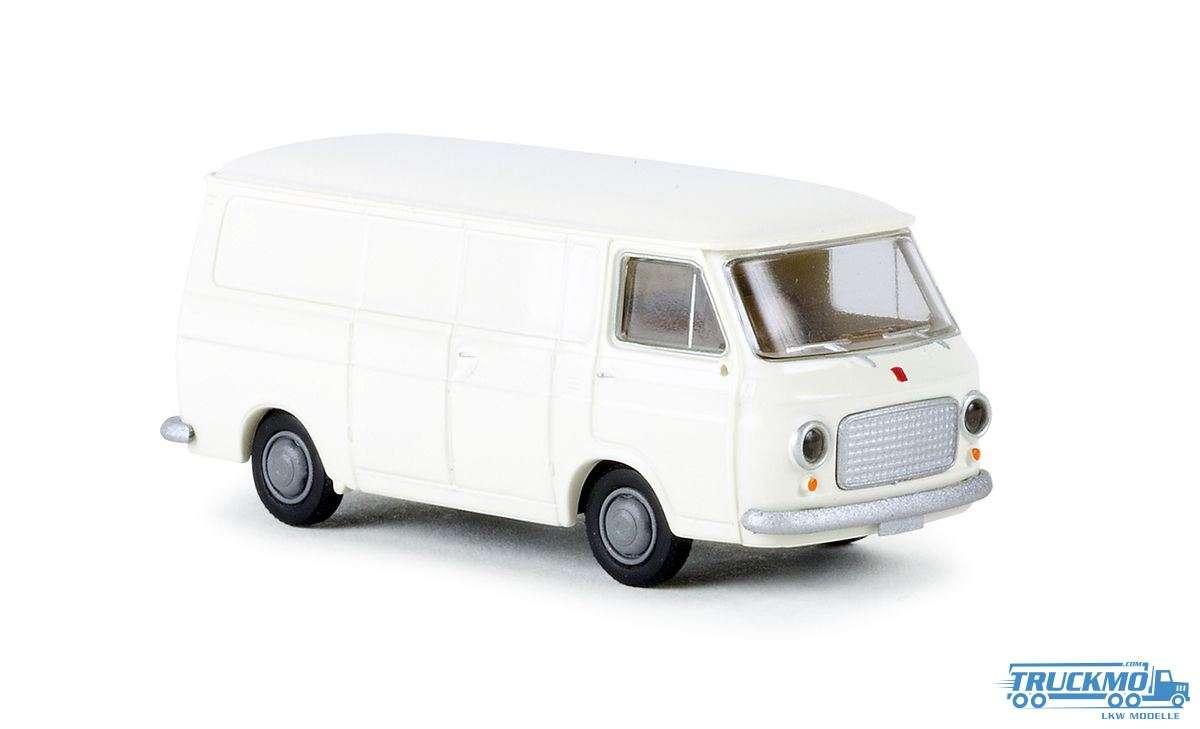 Brekina Fiat 238 Kastenwagen weiß 34450