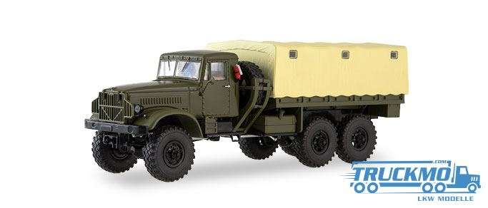 Start Scale Models KrAZ-214 Militär-Lkw 83SSM1321