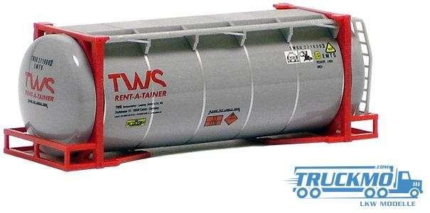 AWM TWS 20ft. van-Hool Tankcontainer überlang 491189