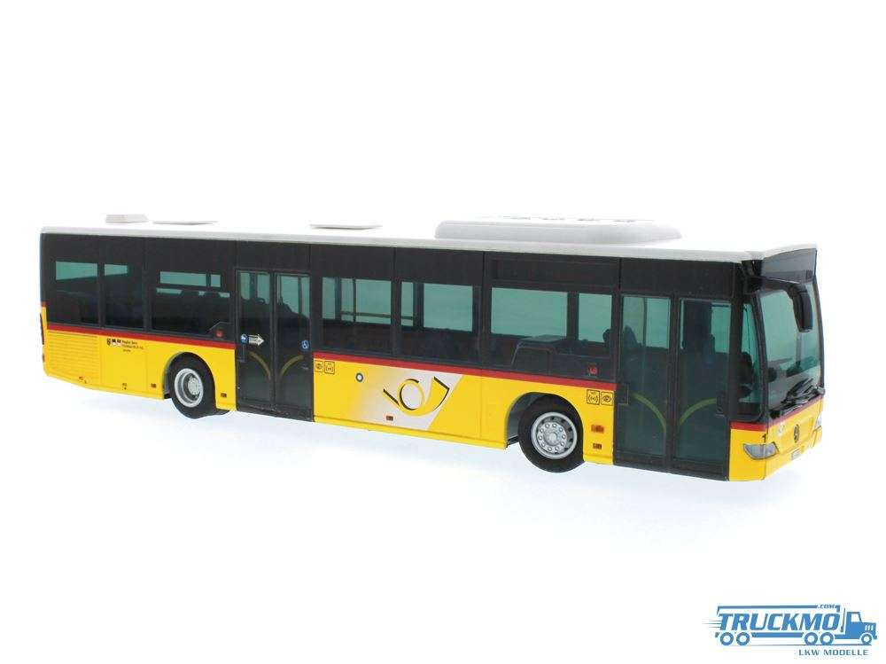 Rietze Die Post Klopfstein Bus AG Laupen Mercedes Benz Citaro E4 1:43 14242