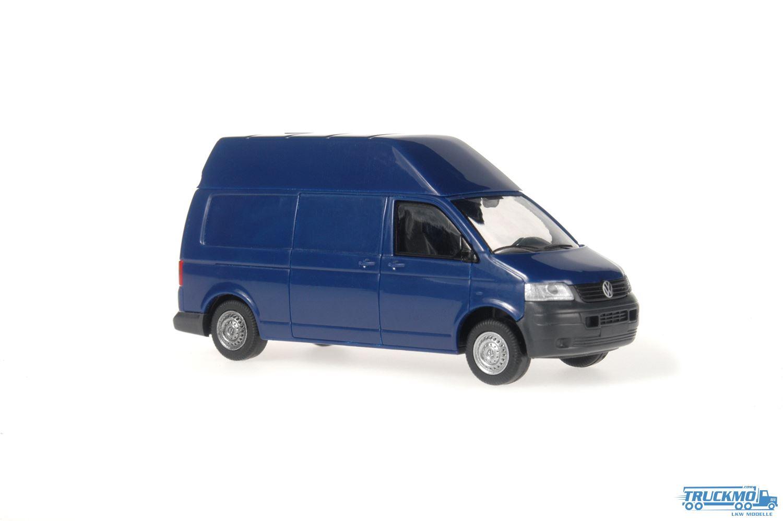 rietze volkswagen t5 hochdach kasten lang 11513 truckmo. Black Bedroom Furniture Sets. Home Design Ideas