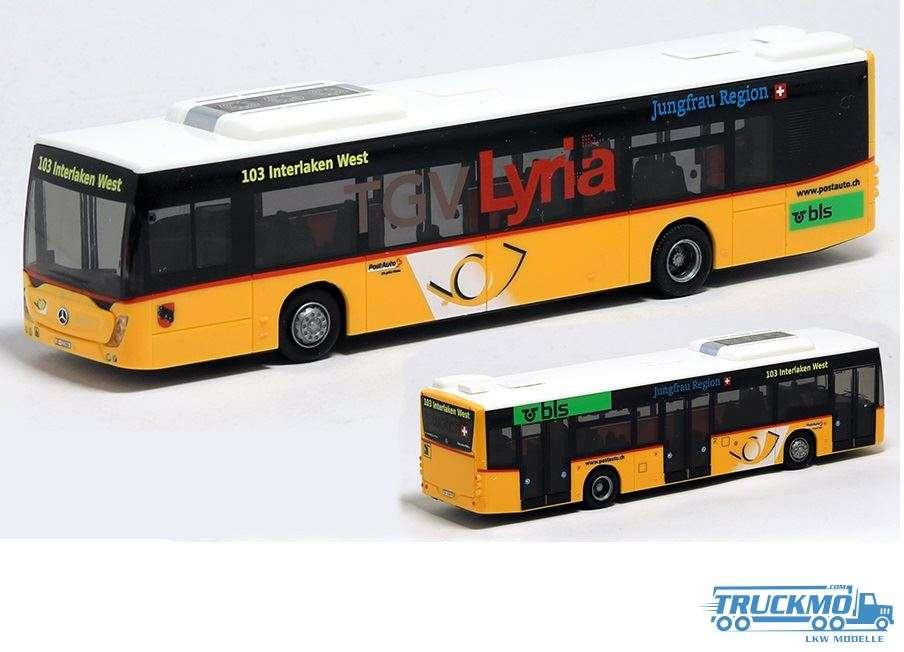 AWM Postauto Interlaken West 103 Mercedes Benz Contento Bus 430193
