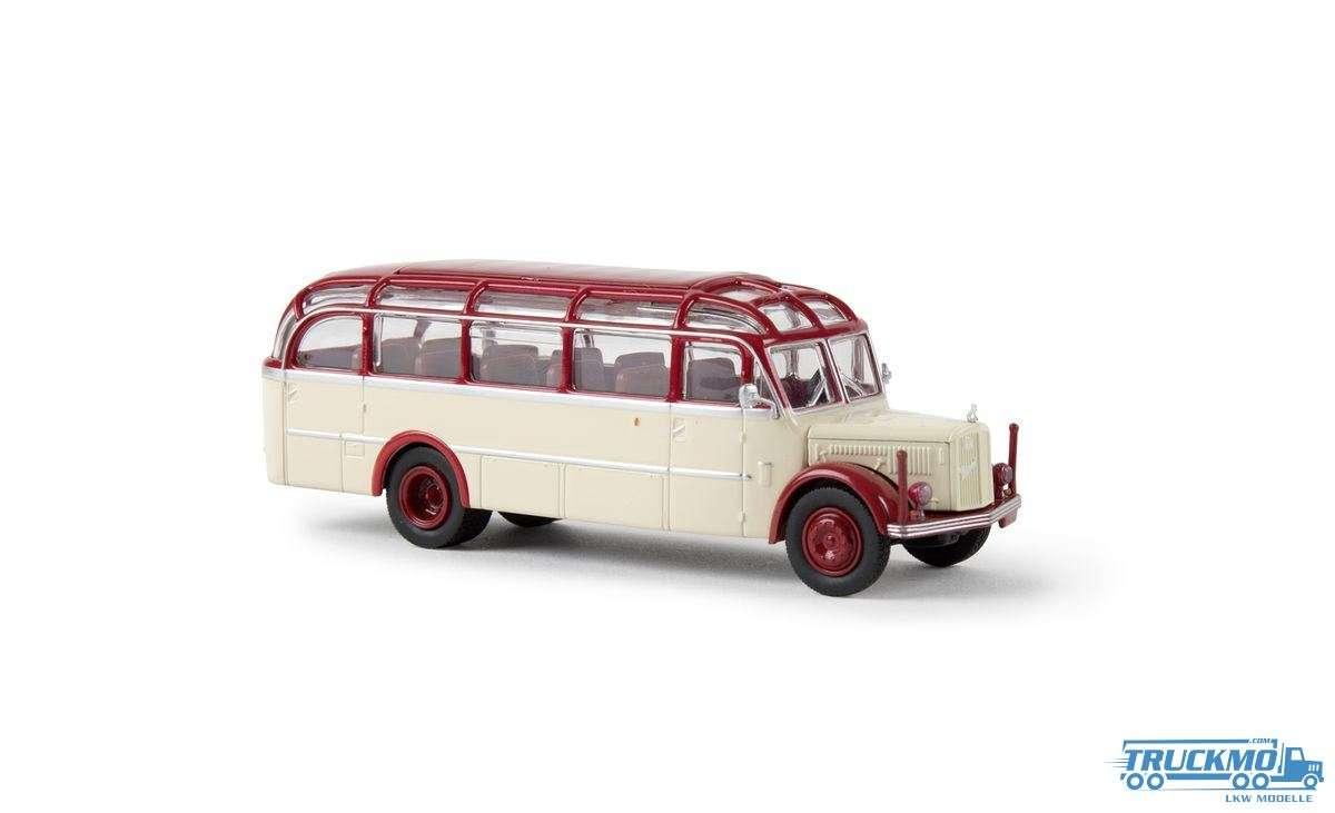 Brekina Glockner Bus Gräf & Stift 120 OGL Starline 58085
