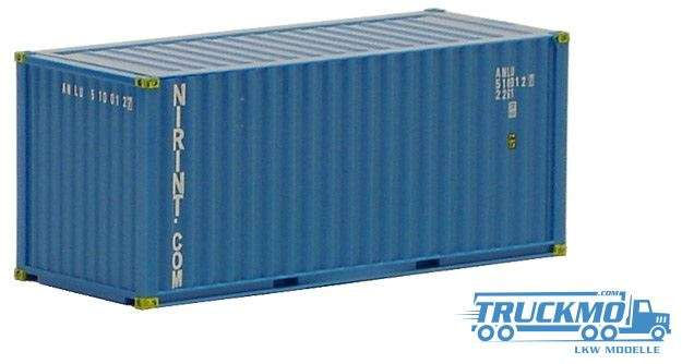 AWM Nirint.com 20ft. Container 491355