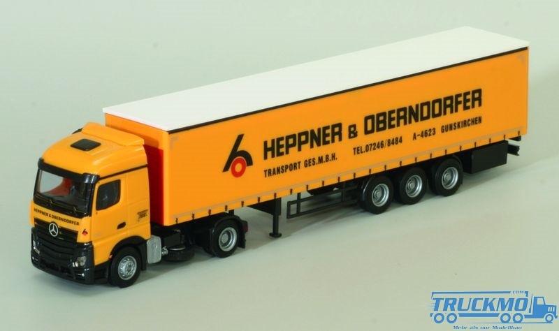 AWM Heppner & Oberndorfer Mercedes Benz Actros 11 Streamsp. Ga-KSZ