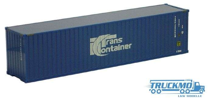 AWM Trans Container 40ft. Highcube Container 491607