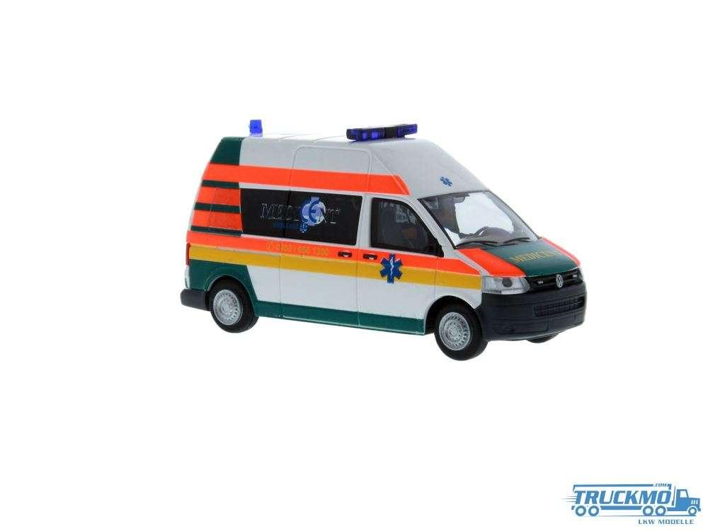 Rietze Medicent Rettung Rotenburg Volkswagen T5 GP 53624