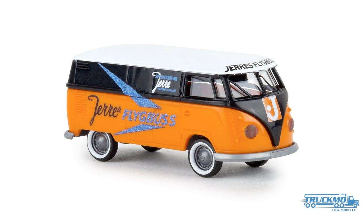 Brekina Jerres Flygbuss VW Kasten T1b 32717