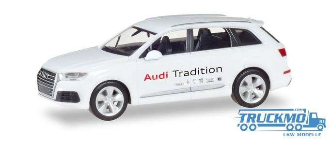 Herpa Audi Mobile Tradition Audi Q7 094085