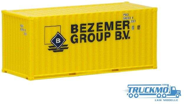 AWM Bezemer 20ft. Container 491411