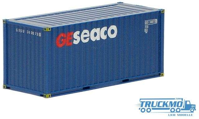 AWM Geseaco 20ft. Container 491346