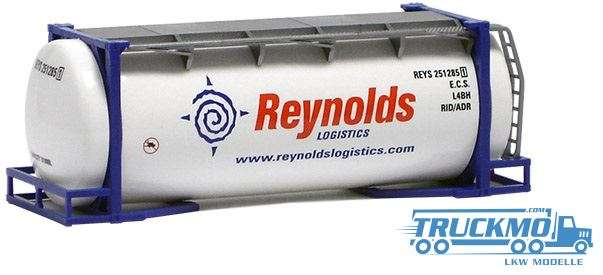 AWM Reynolds Logistics 24ft. TankContainer 491217