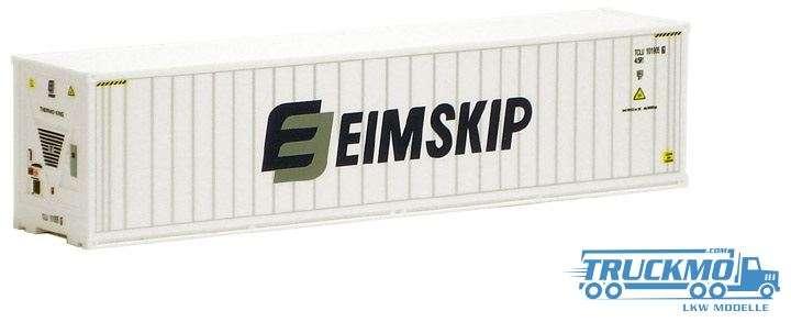 AWM Eimskip 40ft. Highcube Kühlcontainer 491653