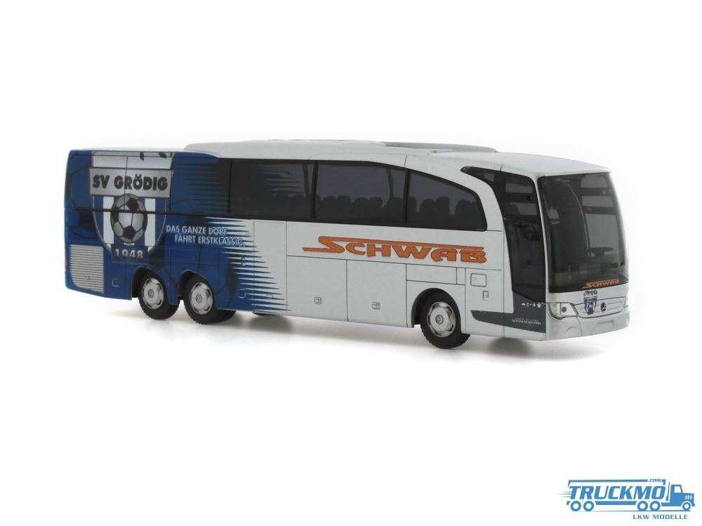 Rietze Schwab Reisen - SV Grödig Mercedes Benz Travego M 66357