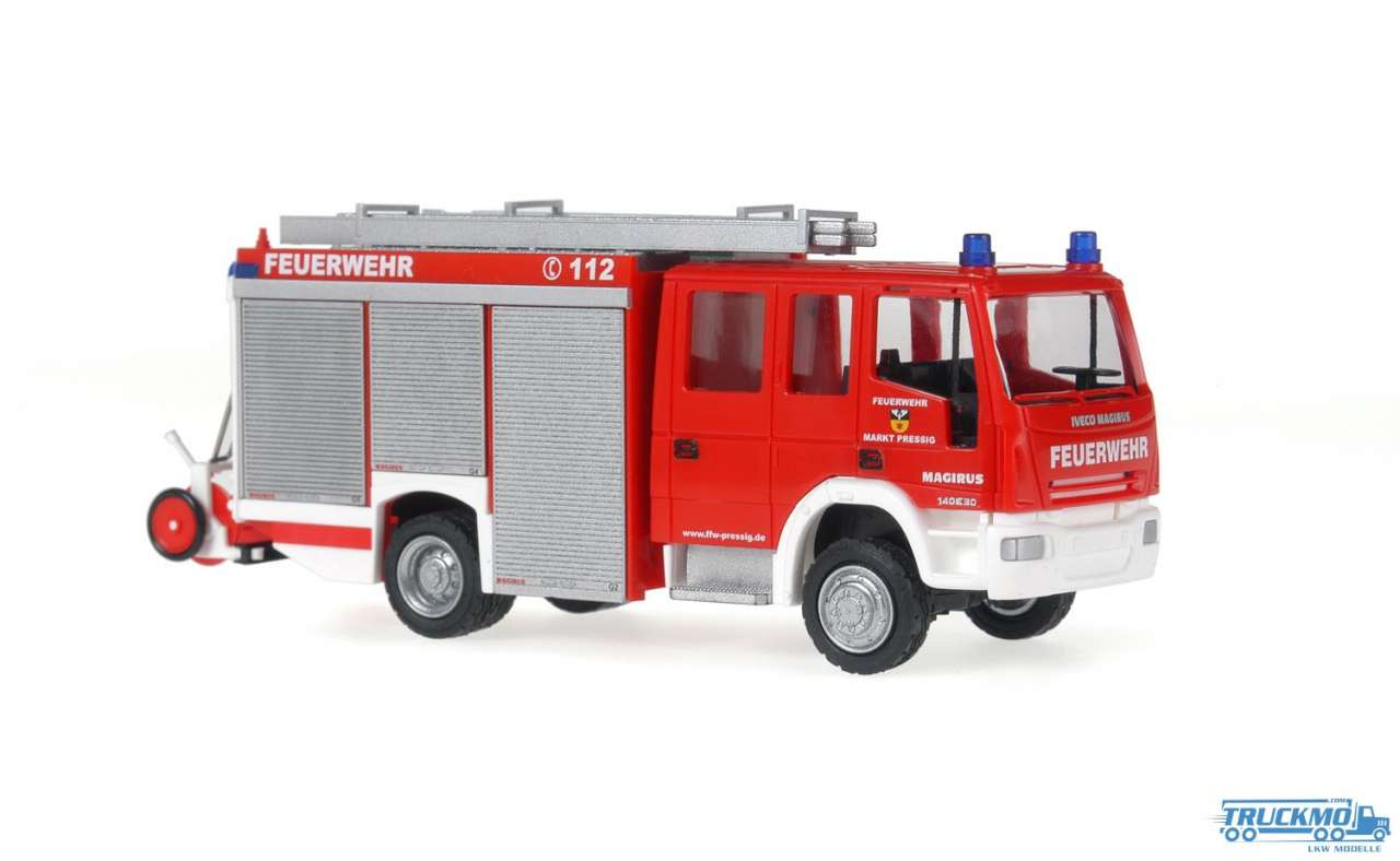 Rietze Feuerwehr Pressig Iveco Magirus Alufire 3 61226