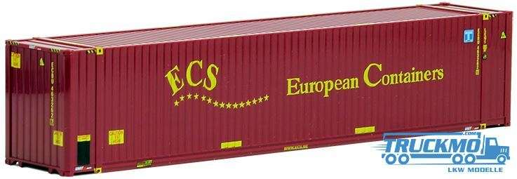 AWM ECS European Containers, 45ft. HighCube Container 491820