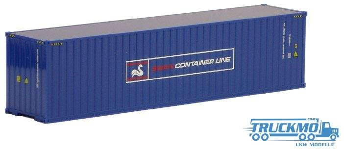 AWM Swan Container Line 40ft. HighCube Container 491647