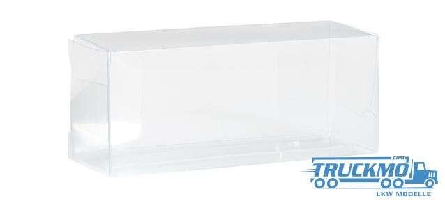 Herpa PKW-Klarsichtfaltschachteln, 50 Stück (64x27x24 mm) 084284