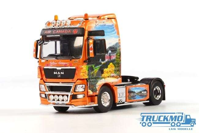 WSI Blum Indian Summer MAN TGX XXL