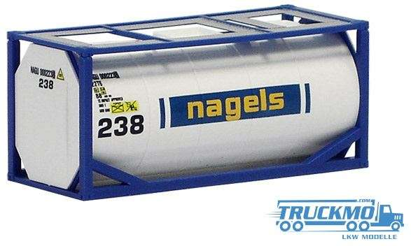 AWM Nagels 20ft. Tankcontainer 491078