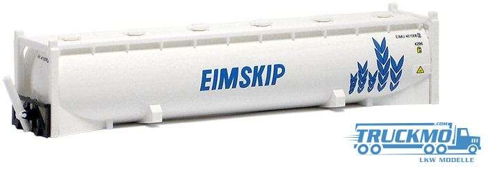 AWM Eimskip 40ft. Drucksilo Container 491267