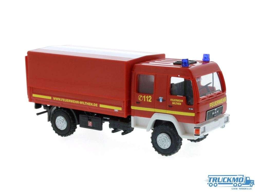 Rietze Feuerwehr Wilthen MAN Dekon-P 68044