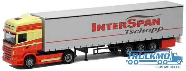 "AWM InterSpan Scania ""09"" Topl./Aerop. - G-KSZ"